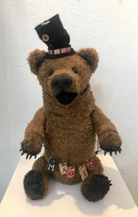 Magický medvěd - Katja Makogon