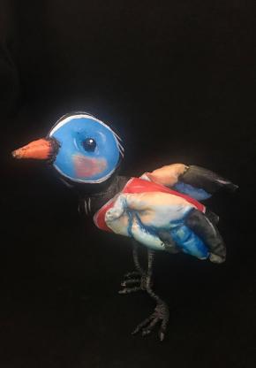 Šťastný ptáček 2
