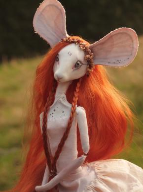 Forest Fairy - ginger