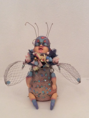 Motýlek 1 - Tina Vassa